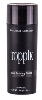 Toppik Building Fibers Black - 55gm Hair Styler