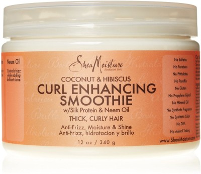 Shea Moisture Coconut & Hibiscus Curl Enhancing Smoothie Hair Styler
