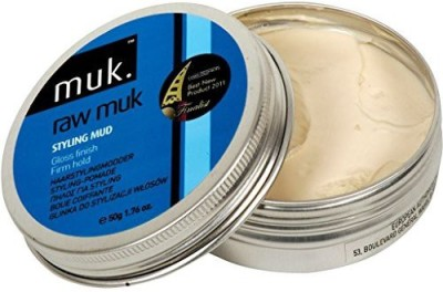 Muk Haircare Raw Gloss Finish Styling Mud Hair Styler