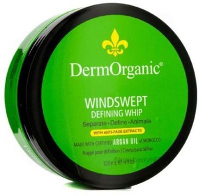 DermOrganic Windswept Defining WhipGel Hair Styler