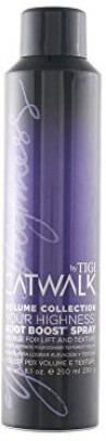 TIGI Catwalk Your Highness Root Boost Spray Hair Styler