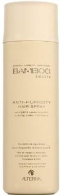 Alterna Bamboo Smooth Anti Humidity Hair Spray For Unisex Hair Styler