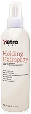 Retro Hair Non Aerosol Holding Spray Hair Styler