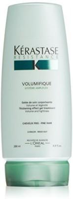 Kerastase Resistance Volumifique Thickening Effect Gel Treatment For Unisex Hair Styler