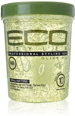Ecoco Eco Style Gel Olive Hair Styler