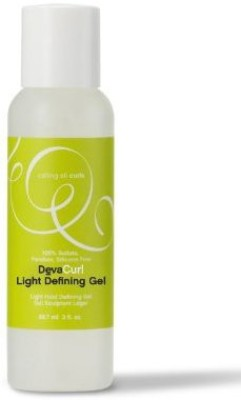 DevaCurl Travel Size Bottles Angell Hair...