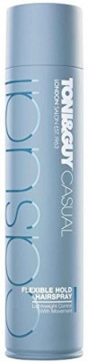 Toni & Guy Toni&Guy Casual Flexible Hold Hairspray Hair Styler