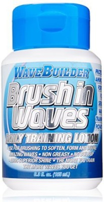 Wavebuilder Wave Builder Brush In Waves Daily Training Lotion Hair Styler