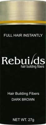 Rebuilds Rebuilds Building Fiber Dark Brown Hair Styler