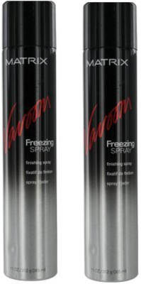 Matrix Vavoom Freezing Spray For Unisex (Pack Of 2) Hair Styler