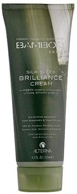 Alterna Bamboo Shine Silk-Sleek Brilliance Cream Hair Styler