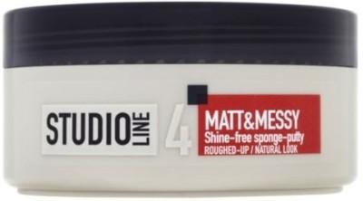L ,Oreal Paris Studio Line 4 Matt & Messy Hair Styler