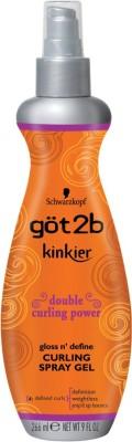 Schwarzkopf Professional Kinkier Gloss N Define Hair Styler