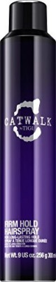 TIGI Catwalk Your Highness Firm Hold Hairspray By Hair Styler