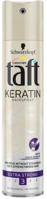Schwarzkopf Taft Keratin Extra Stark Hair Styler