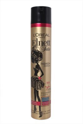 Loreal Paris Elnett Satin Fashiom Edition Sterke Fixate Hair Styler