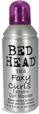 Bed Head Tigi Foxy Curls Extreme Curl Mousse Hair Styler