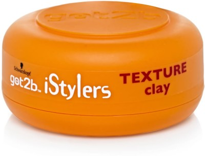 Schwarzkopf Professional Got2b Texture Clay Hair Styler