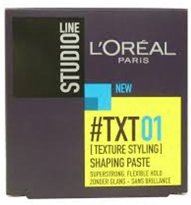 L,Oreal Paris Studio Line # TXT Texture Styling Shaping Paste Hair Styler