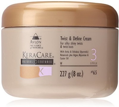 Avlon Keracare Natural Textures Twist And Define Cream Hair Styler