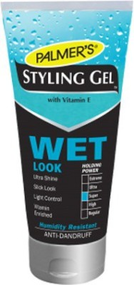 Palmers Dandruff Control WET Look Styling Gel Imported (MADE IN USA) Hair Styler