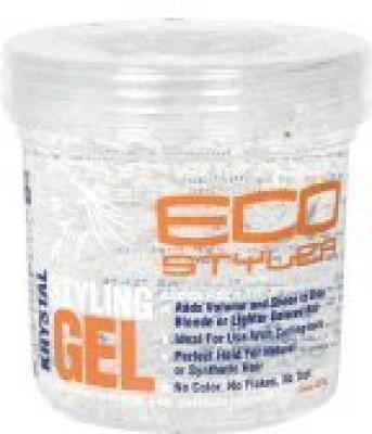 Ecoco Eco Styler Krystal Styling Gel (Pack Of 3) Hair Styler
