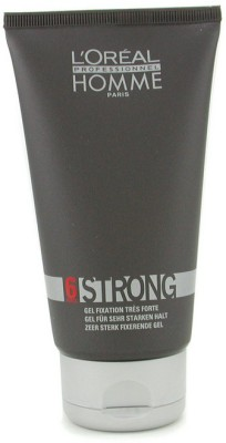 L ,Oreal Paris Homme Strong - Fixrende Gel Hair Styler