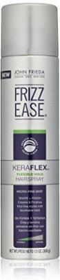 John Frieda Frizz Ease Keraflex Flexible Hold Hairspray Hair Styler