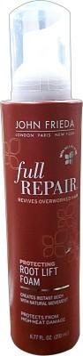 John Frieda Full Repair Protecting Root Lift Foam Hair Styler
