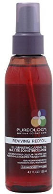 Pureology Reviving Red Oil Illuminating Caring Oil For Unisex Hair Styler