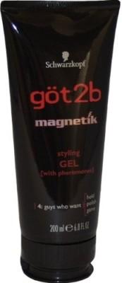 Schwarzkopf Professional Got2b Magnetik Styling Gel Hair Styler