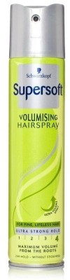 Schwarzkopf Professional Supersoft Volumising Hairspray Hair Styler