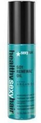Sexy Hair Healthy Soy Renewal Oil With Argan Oil Hair Styler