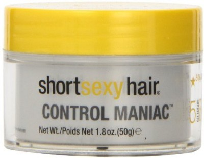 Sexy Hair Concepts Short Sexy Hair Control Maniac Styling Wax Hair Styler
