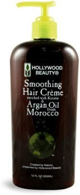Hollywood Beauty Argan Oil Smoothing Creme Hair Styler