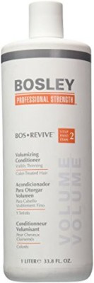 Bosley Bos Revive Volumizing Conditioner For Color Treated Hair Hair Styler