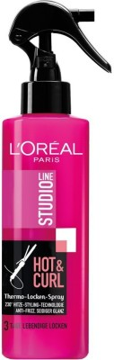 L,Oreal Paris Hot & curl heat protection Hair Styler