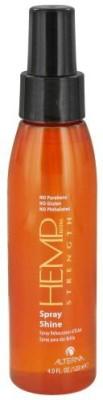 Alterna Hemp With Organics Spray Shine For Unisex Hair Styler