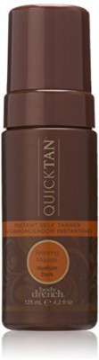 Body Drench Quick Tan Instant Self Tanner Mousse Medium/Dark Hair Styler