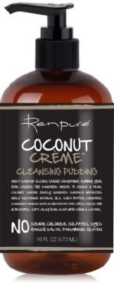 Renpure Coconut Creme Cleansing Pudding Hair Styler