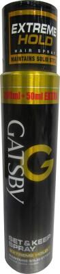Gatsby Set & Keep Hair Spray Hair Styler