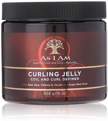 I Am As Curling Jelly Hair Styler