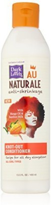 SoftSheen Carson Dark And Lovely Au Naturale Anti Shrinkage Knot Out Conditioner Hair Styler