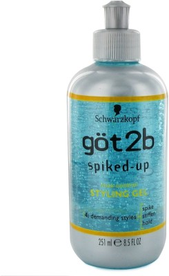 Got2B Spiked Up Styling Gel Hair Styler