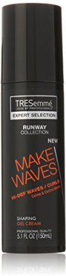 TRESemme Expert Selection Shaping Gel Cream Runway Collection Make Waves Hair Styler
