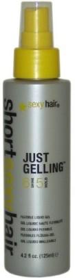Sexy Hair Short Just Gelling Flexible Liquid Gel Hair Styler