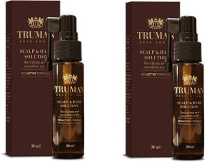 Truman Scalp & Hair Solution Hair Styler