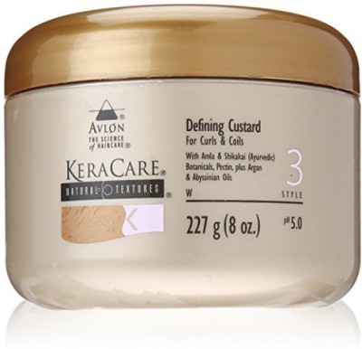 Avlon Keracare Natural Textures Defining Custard Hair Styler