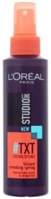 L,Oreal Paris Studios Texture Styling Wave Creating Spray Hair Styler