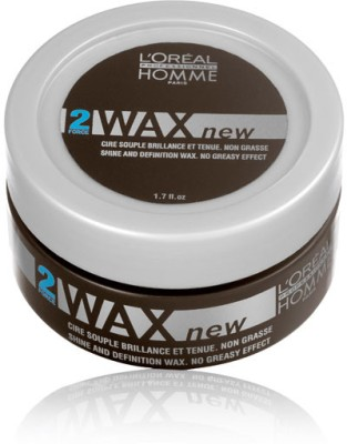 L ,Oreal Paris Homme Wax Hair Styler